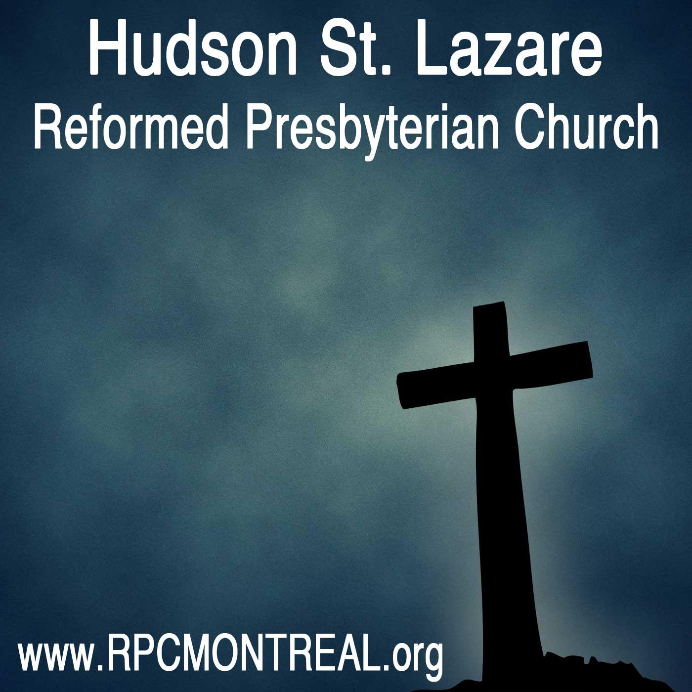 Sermons – Hudson St. Lazare Reformed Presbyterian Church